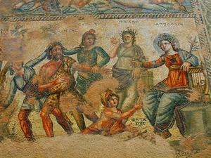 Paphos Mosaics (The House of Dionysos)