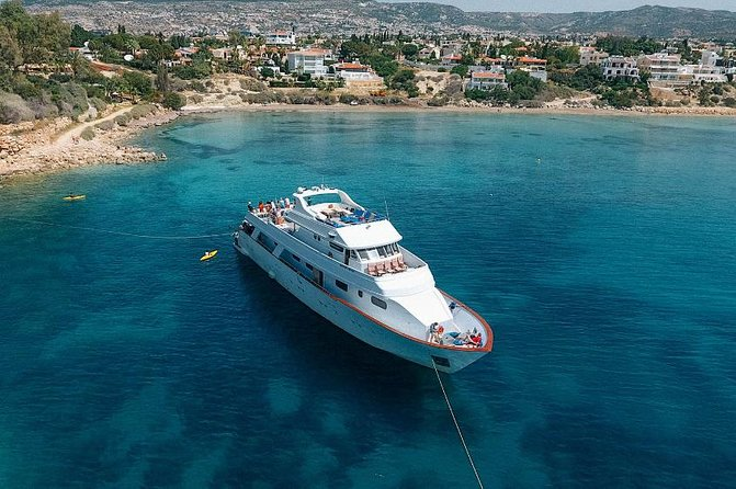 Cruise from Paphos